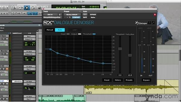 Welcome: iZotope RX 4 First Look