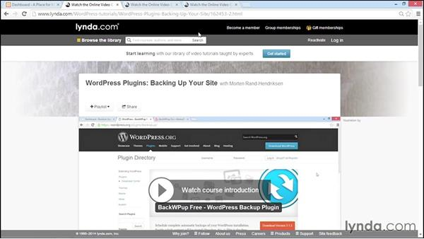 Backing up your WordPress site: WordPress Developer Tips: Managing Users in the Database