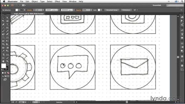 Welcome: Creating Icons with Illustrator