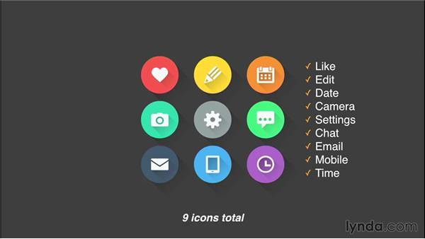 Challenge: Sketching your ideas: Creating Icons with Illustrator