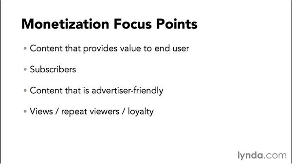 Setting goals and expectations for YouTube: Marketing and Monetizing on YouTube
