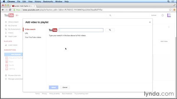 Creating playlists: Marketing and Monetizing on YouTube