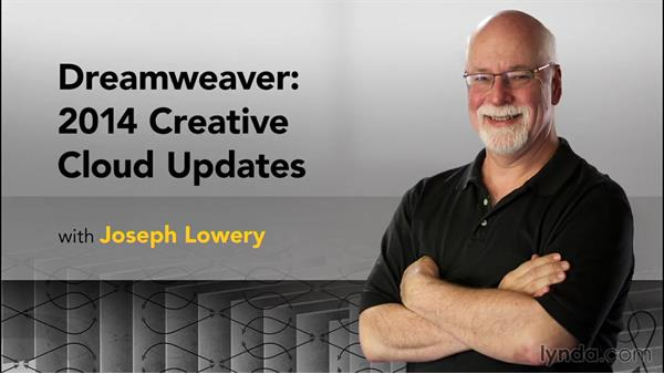 Goodbye: Dreamweaver: 2014 Creative Cloud Updates