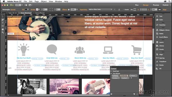 What's new in the October 2014 update: Muse Essential Training