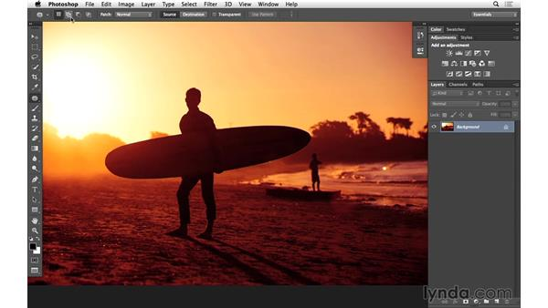Content-Aware UI change (CC 2014.1): Photoshop for Photographers: 2014 Creative Cloud Updates