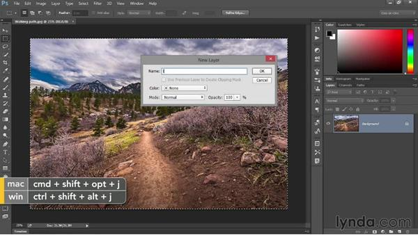 Modifying selections independently of the canvas: Photoshop: 2014 Creative Cloud Updates