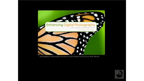 Opening words: Enhancing Digital Photography with Photoshop CS2