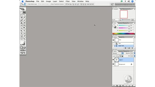 The interface: Enhancing Digital Photography with Photoshop CS2