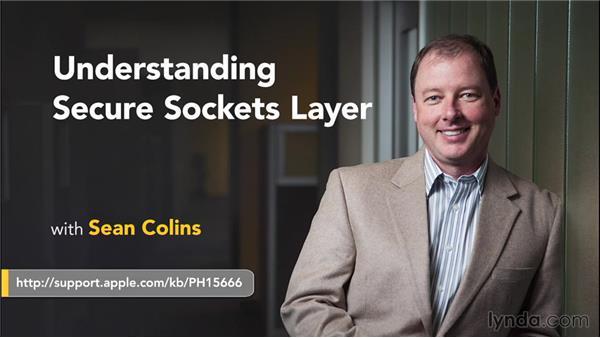 Next steps: Understanding Secure Sockets Layer