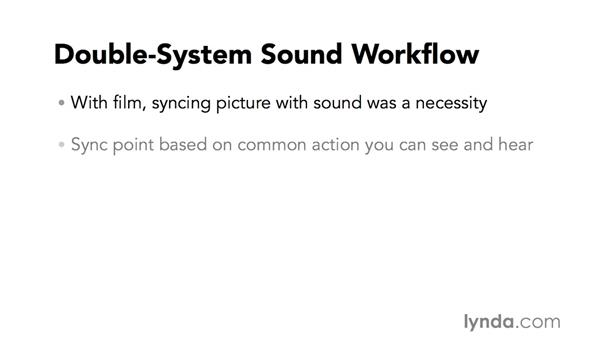 Introduction to double-system sound: Video Post Tips Weekly