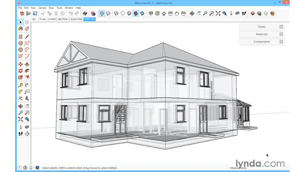 Welcome: SketchUp for Architecture: Fundamentals
