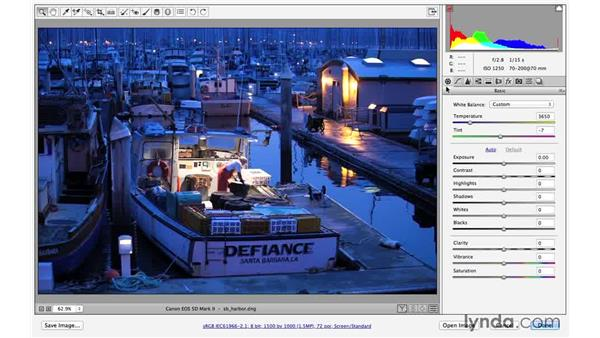 Navigating to the tools and panels (CC 2014.1): Photoshop CC for Photographers: Camera Raw 8 Fundamentals