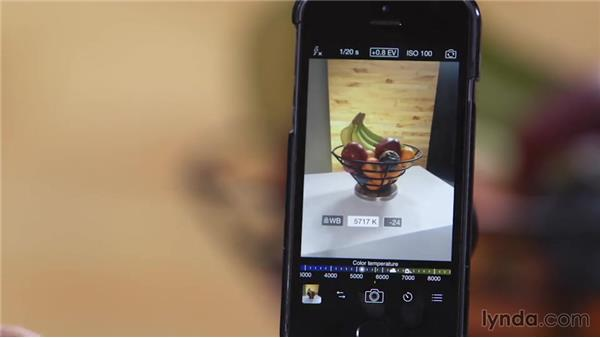 Exploring manual controls with iOS 8 and ProCamera: The Practicing Photographer