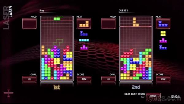 Pattern recognition: Gamification of Learning
