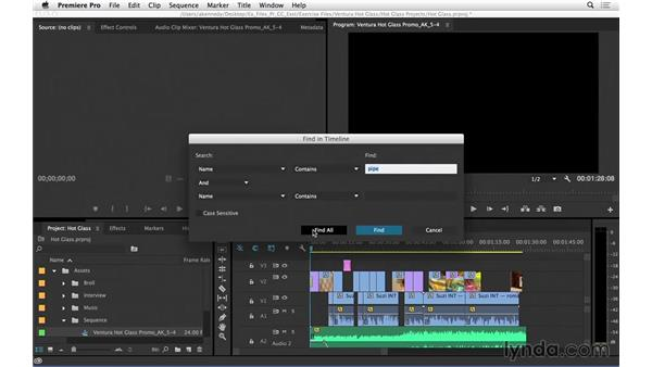 What's new in Premiere Pro CC 2014.1: Interface, organization, and structure changes: Premiere Pro CC Essential Training (2014)