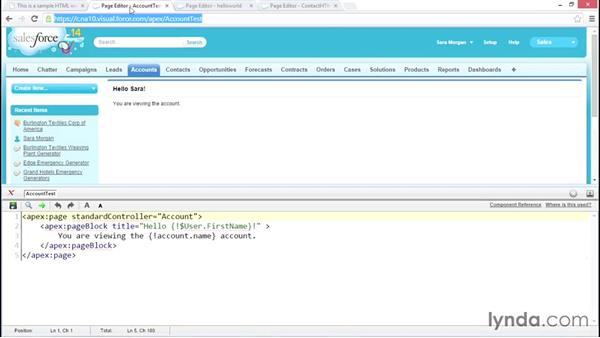 What is Visualforce?: Developing with Visualforce