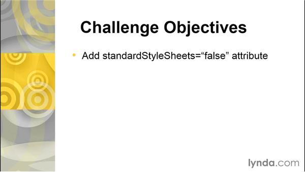 Challenge: Add custom styling to a sidebar page: Developing with Visualforce