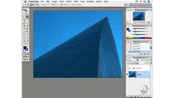 Magic Wand: Enhancing Digital Photography with Photoshop CS2