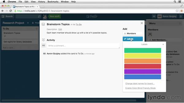 Using Trello for classroom project management: Teacher Tips