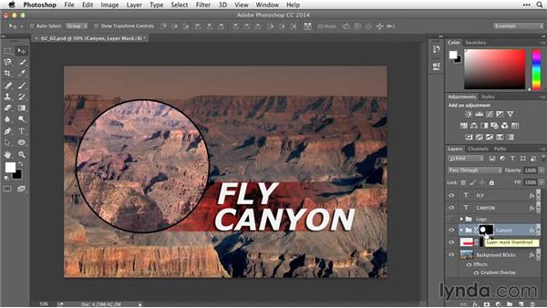 Preparing layer groups for After Effects: After Effects Guru: Working with Photoshop Files