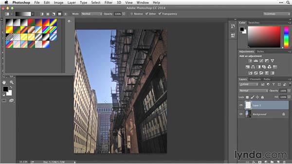 Creating depth mattes: After Effects Guru: Working with Photoshop Files