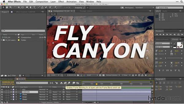 Converting Photoshop type: After Effects Guru: Working with Photoshop Files