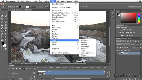Using Smart Objects: After Effects Guru: Working with Photoshop Files