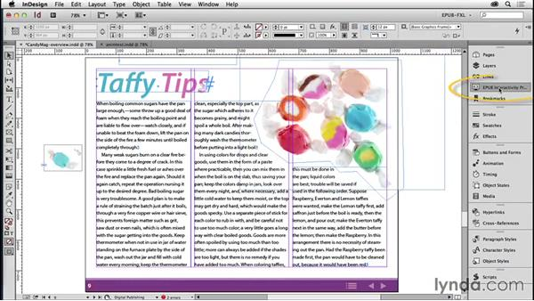 Welcome: Creating Fixed-Layout EPUBs with InDesign CC
