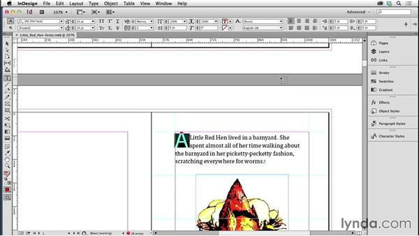 Working with Typekit desktop fonts: Creating Fixed-Layout EPUBs with InDesign CC