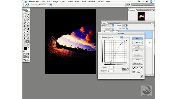 Getting to know curves: Enhancing Digital Photography with Photoshop CS2