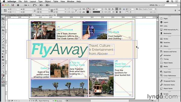 Interactivity and rich media overview: Creating Fixed-Layout EPUBs with InDesign CC