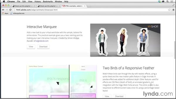 Adding animations from Adobe Edge Animate: Creating Fixed-Layout EPUBs with InDesign CC
