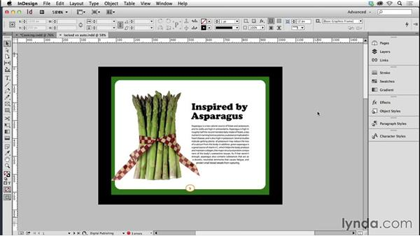 Making a dual-orientation ebook for the iPad: Creating Fixed-Layout EPUBs with InDesign CC