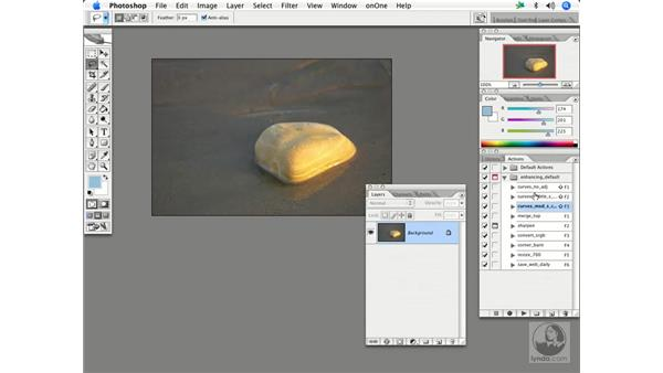 Curves and actions: Enhancing Digital Photography with Photoshop CS2