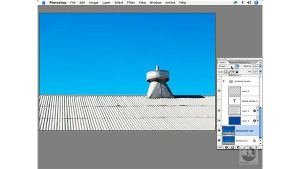 Understanding blend modes: Enhancing Digital Photography with Photoshop CS2