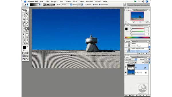Using blend modes 1: Enhancing Digital Photography with Photoshop CS2
