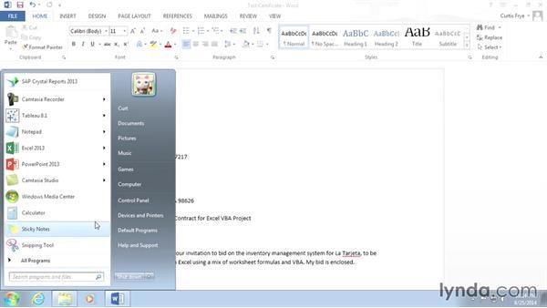 Generating a sample digital certificate: Securing Microsoft Office Files