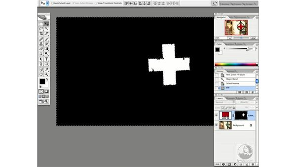 Using blend modes 3: Enhancing Digital Photography with Photoshop CS2