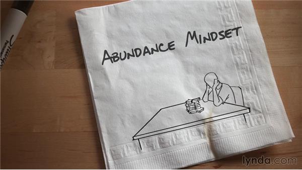 Adopting an attitude of abundance: Small Business Secrets