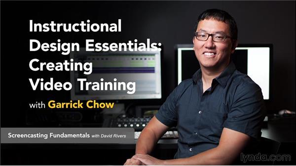 Next steps: Instructional Design Essentials: Creating Video Training
