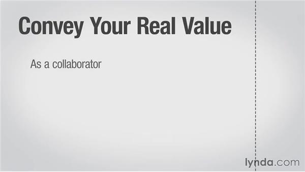 Representing your full value: Planning a Web Design Portfolio: Getting a Job