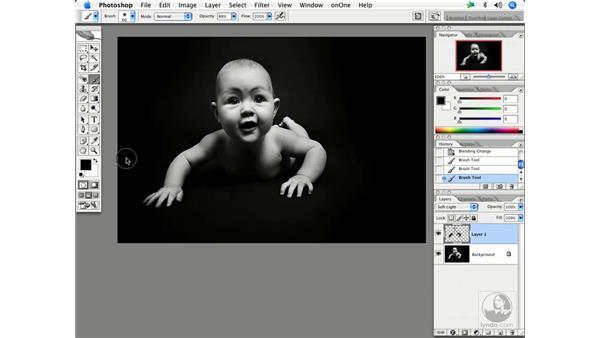 Non-destructive burning/dodging 2: Enhancing Digital Photography with Photoshop CS2