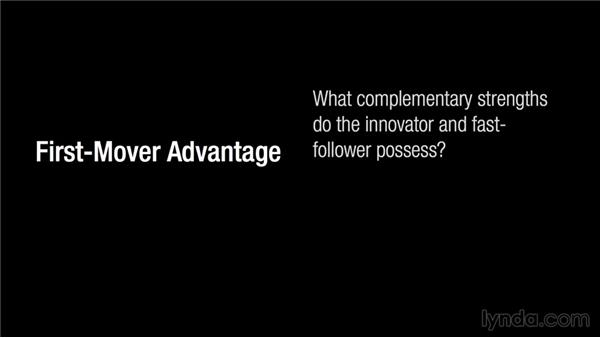 Competing through innovation: Competitive Strategy
