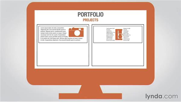 Highlighting key results: Planning a Web Design Portfolio: Growing Your Freelance Business