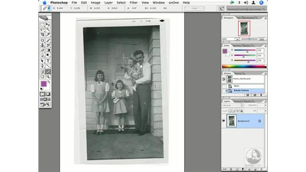 Restoration 1: Enhancing Digital Photography with Photoshop CS2