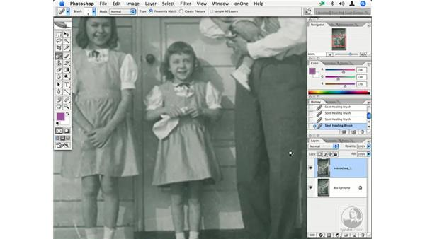 Restoration 2: Enhancing Digital Photography with Photoshop CS2