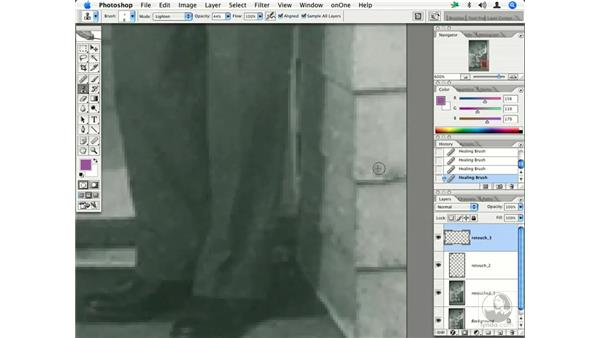 Restoration 3: Enhancing Digital Photography with Photoshop CS2