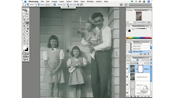 Restoration 4: Enhancing Digital Photography with Photoshop CS2
