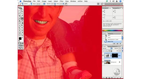 People - whitening teeth 1: Enhancing Digital Photography with Photoshop CS2