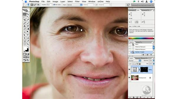 People - enhancing eyes 1: Enhancing Digital Photography with Photoshop CS2